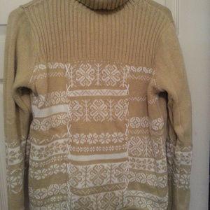 SAG HARBOR Sweater Size M